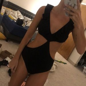 Black H&M bathing suit